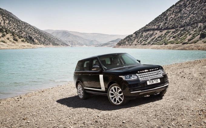 Range Rover, la variante elettrica sarà la rivale della Tesla Model X