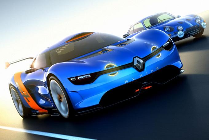 Renault conferma il debutto di Alpine nelle competizioni