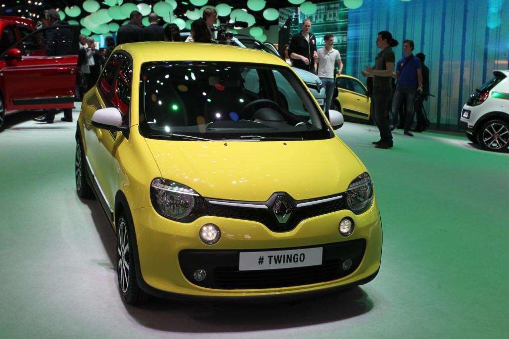 Salone di Parigi 2014: nuova Renault Twingo guida l'offensiva della Losanga [VIDEO INTERVISTA]