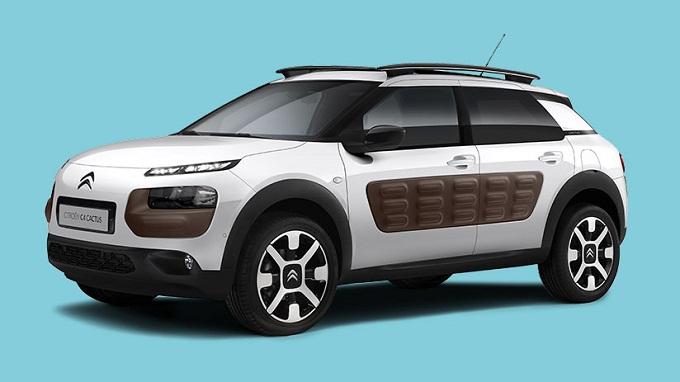 Citroën C4 Cactus, uno speciale video emozionale per la futuristica della Double Chevron