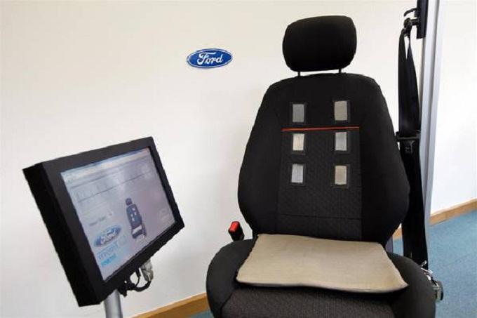 Ford - Sedile anti infarto