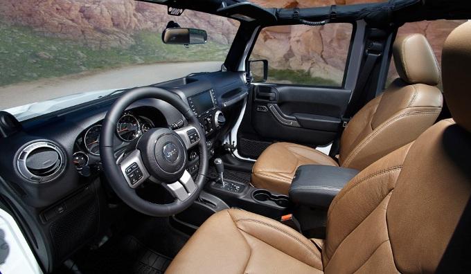 Jeep Wrangler, nuova trasmissione automatica per la prossima generazione