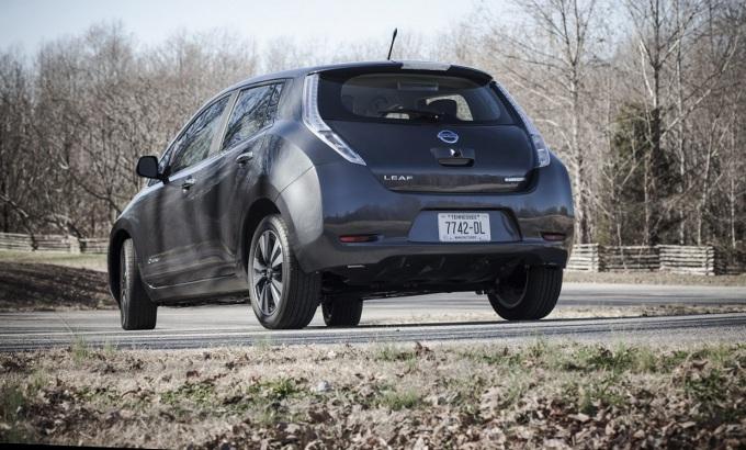 Nissan Leaf, regina delle vendite negli Stati Uniti