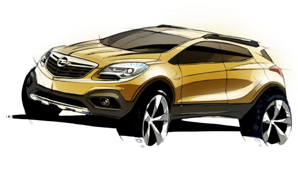 Opel annuncia l'arrivo di un nuovo SUV di punta entro il 2020