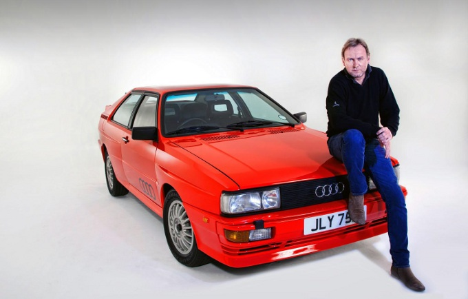 Audi Quattro Ashes to Ashes asta