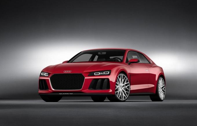 Audi Quattro concept, non è detta l'ultima parola