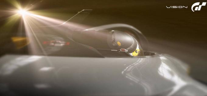Chevrolet Corvette Vision Gran Turismo concept: immagine teaser in vista del Los Angeles Auto Show