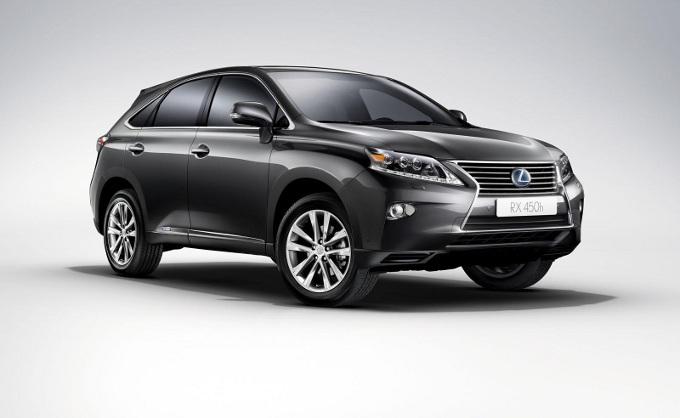Lexus, due modelli previsti per il Salone di Detroit 2015