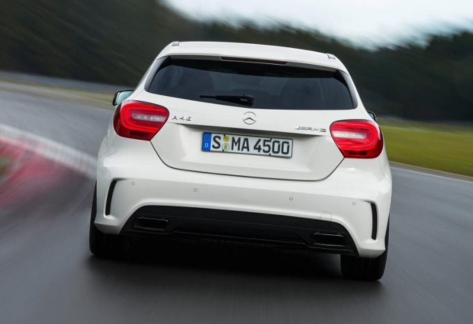 Mercedes starebbe sviluppando una A 45 AMG più brutale