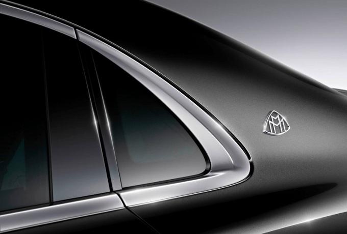Mercedes Classe S Maybach, ultimo teaser prima del lancio ufficiale