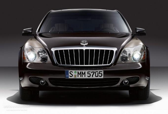 Mercedes Classe S Maybach, nuovi dettagli sul modello extra lusso