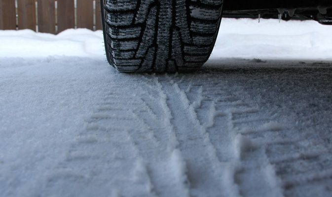 Dal 15 novembre scatta l'obbligo di pneumatici invernali