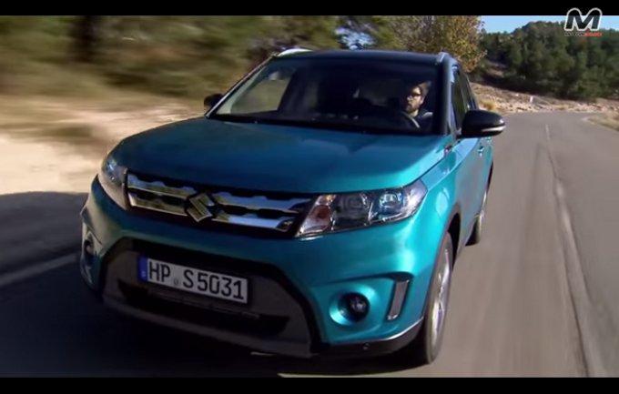Nuova Suzuki Vitara, il carattere del SUV si unisce al tipico stile giapponese [VIDEO]