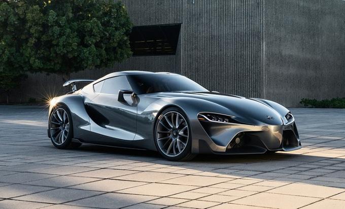 Toyota, la futura sportiva sarebbe più costosa della Corvette