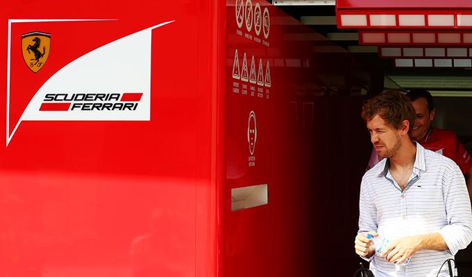 Vettel smentisce: non era lui a guidare la Ferrari F12berlinetta a 350 km/h [VIDEO]