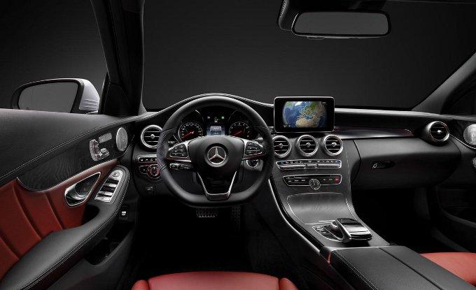 Mercedes Classe C Coupé, arrivo previsto per dicembre 2015