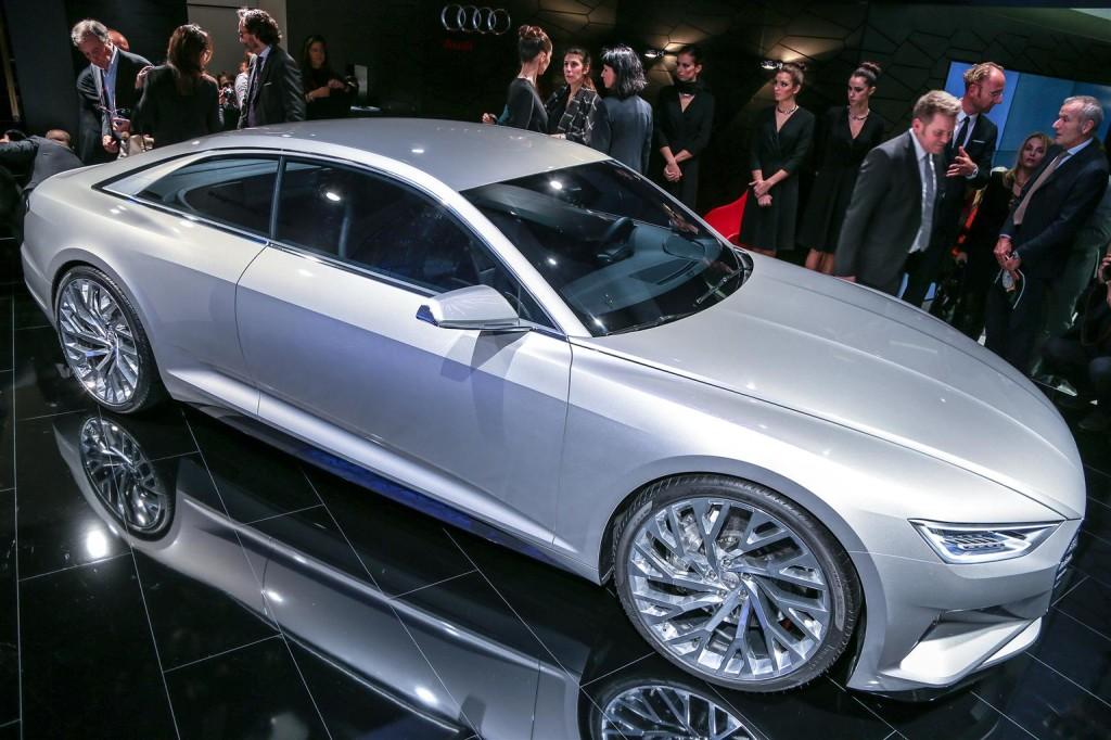 Audi Prologue Concept, anteprima italiana all'Audi City Lab di Milano