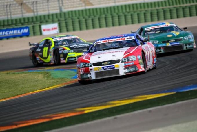 Motor Show 2014: i bolidi della NASCAR Whelen Euro Series scaldano i motori