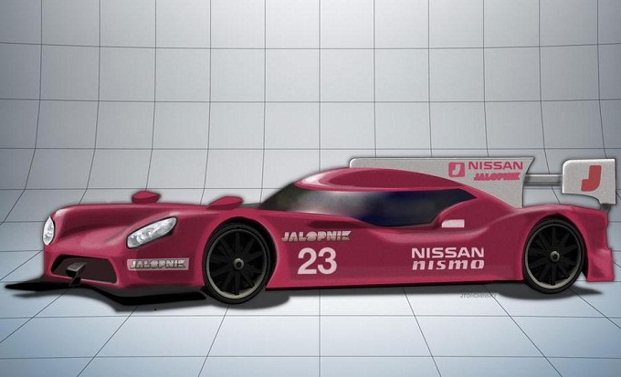 Nissan GT-R Nismo LM, trapela la prima immagine