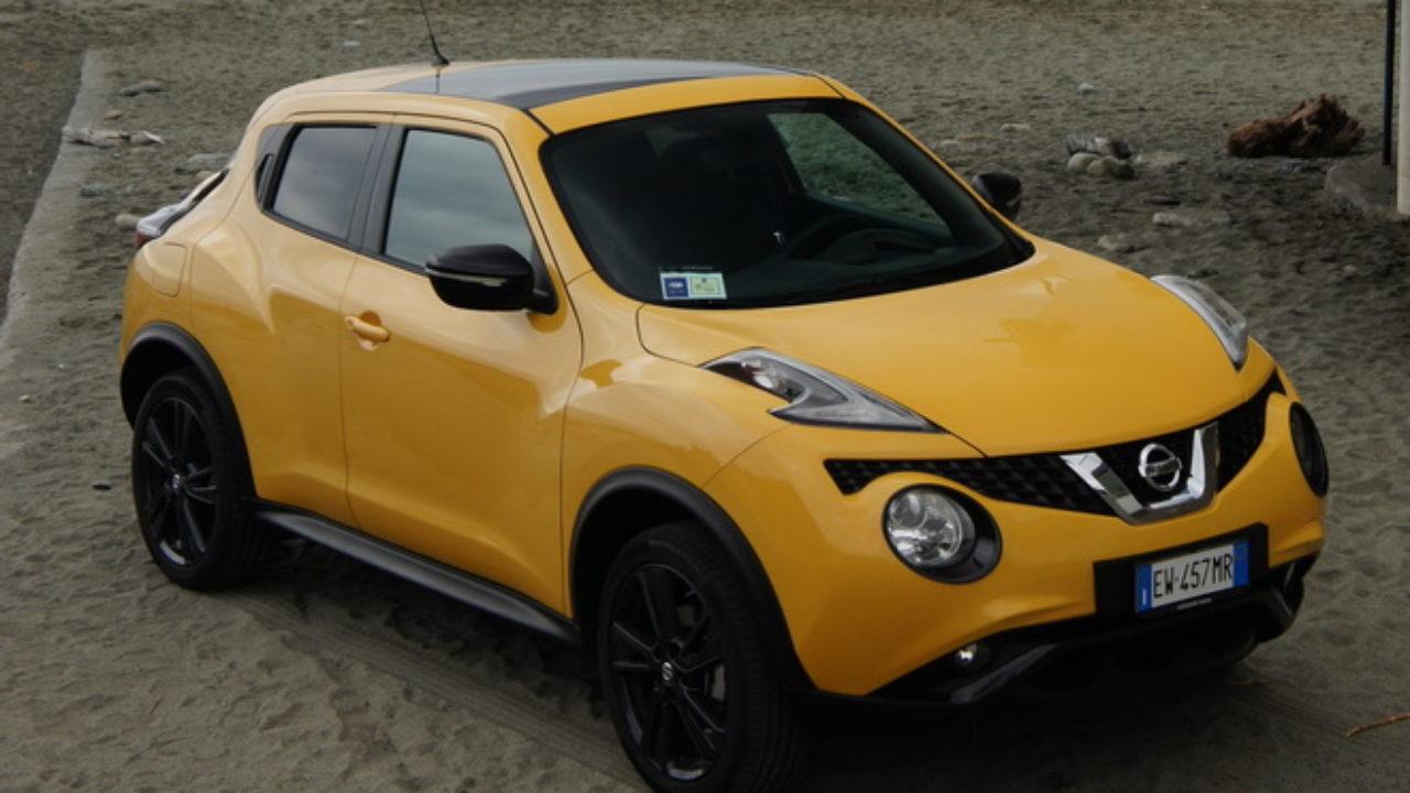 Nissan Juke 1 5 Dci Prova Su Strada 2014