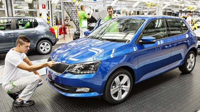 Skoda è quasi sicura di oltrepassare la soglia di 1 milione di veicoli prodotti