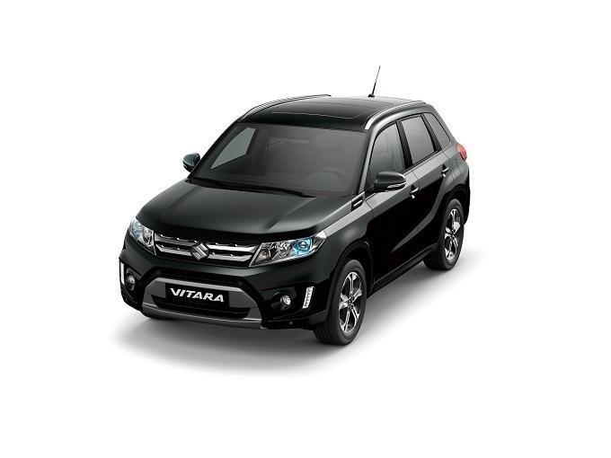 Suzuki Vitara Web Black Edition