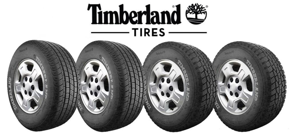 La Timberland debutta nel mondo degli pneumatici