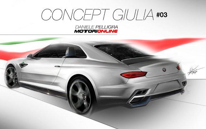 Alfa Romeo Giulia Concept #03