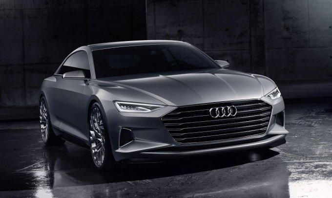 Audi A6 2017: sarà ispirata dallo stile della Prologue