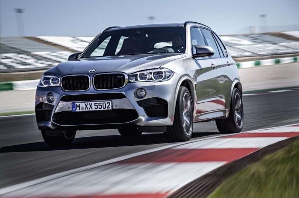 BMW X5 M MY 2015, passo felpato e grintoso del SUV high-performance [VIDEO]