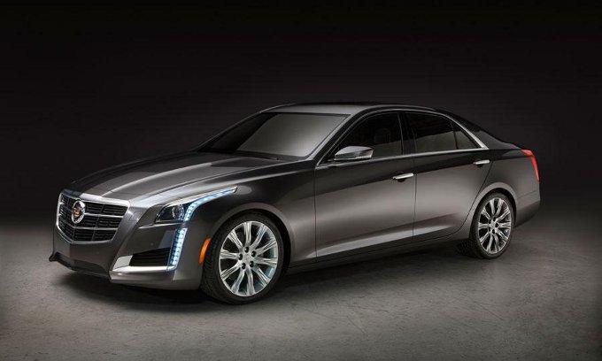 Cadillac CTS-V, debutto programmato al Salone di Detroit