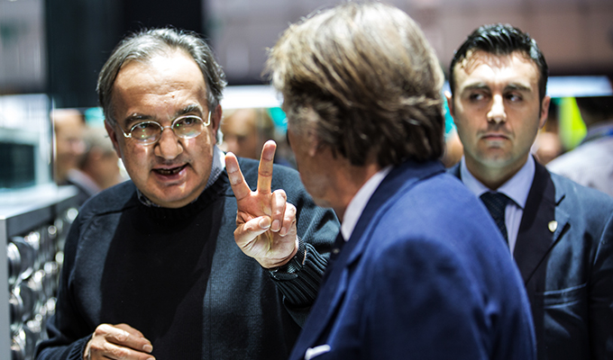 Fiat: Marchionne vince il premio Manager dell'Anno di Automotive News