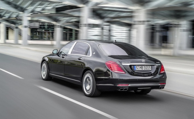 Mercedes Classe S Maybach, disponibile su ordinazione da oggi