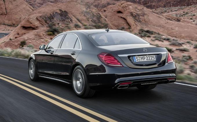 Mercedes conferma nuove varianti ibride