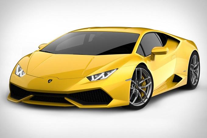 Lamborghini Huracán LP 610-4 e la trazione integrale [video]