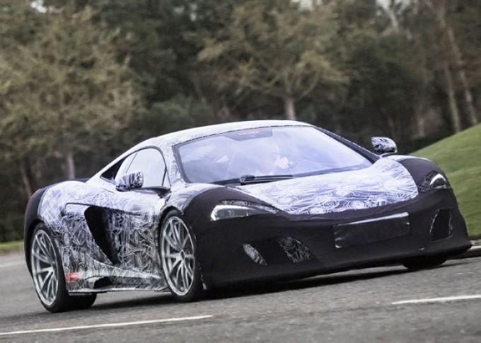 McLaren conferma l'arrivo di una 650S più potente, potrebbe chiamarsi 675 LT