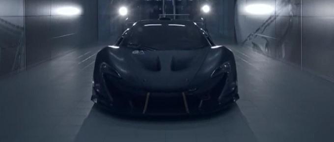 McLaren P1 GTR, un video preannuncia il debutto a Ginevra [VIDEO]