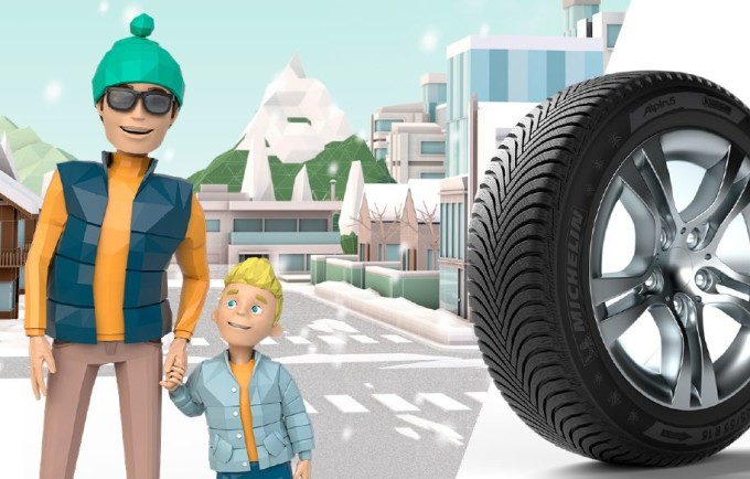 Pneumatici Michelin, innovazione per la sicurezza in ogni condizione meteo