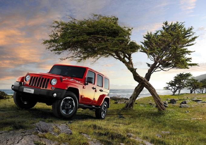 Jeep Wrangler X, è arrivata la nuova serie speciale