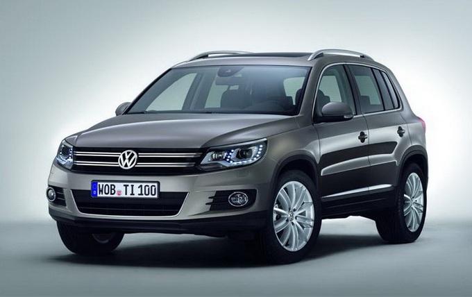 Volkswagen Tiguan 2016, nuove indiscrezioni sul crossover ...