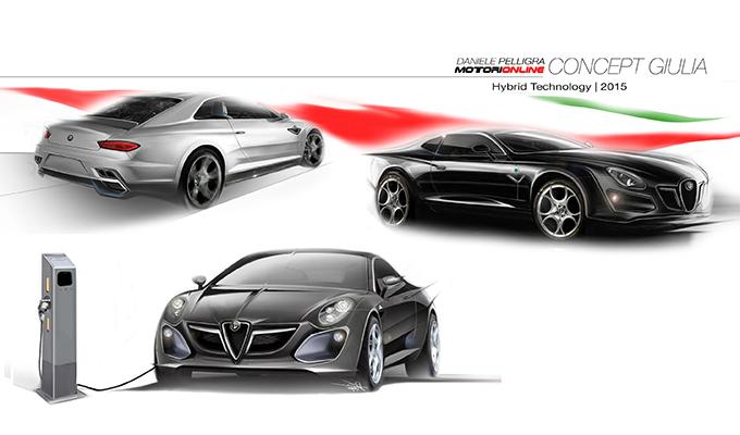 Alfa Romeo Giulia, arrivano conferme sul nome della nuova berlina [FOTO]