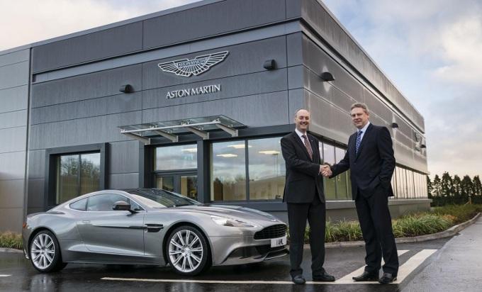Aston Martin apre un nuovo centro dedicato a prototipi e sviluppo