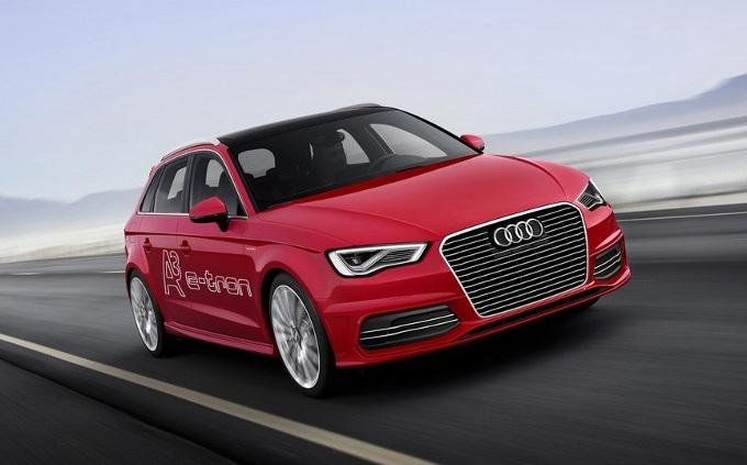 Audi, ogni anno nascerà una plug-in hybrid