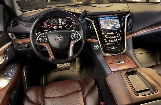 Cadillac CT6, carrozzeria in alluminio per ridurre il peso?