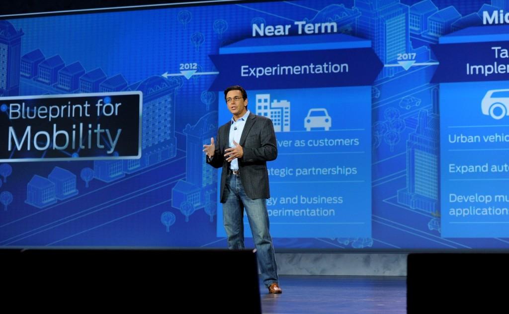 CES 2015: Ford presenta il suo piano di mobilità smart per la viabilità del futuro