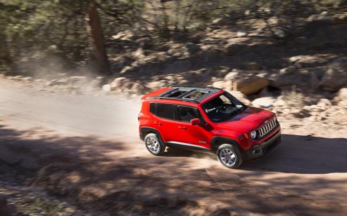 Jeep, in lavorazione un crossover al di sotto della Renegade?