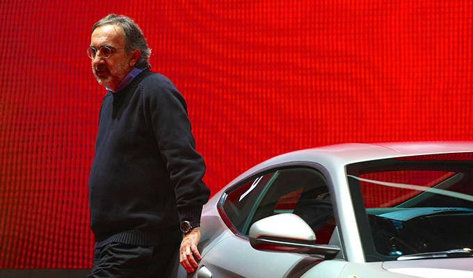 Ferrari, la promessa di Marchionne: mai un SUV a Maranello