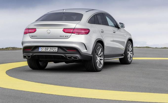 Mercedes GLE e GLS, i due nuovi SUV in arrivo quest'anno