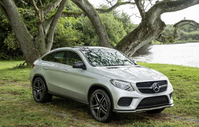 Mercedes GLE Coupé sarà protagonista del film Jurassic World