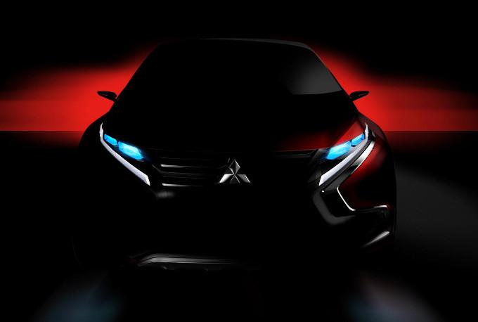 Mitsubishi Motors: due immagini teaser di un nuovo concept che sarà svelato a Ginevra